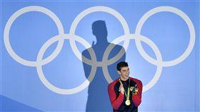-Michael Phelps-菲爾普斯-飛魚/美聯社(16:9)