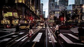 美國,舊金山,都市,城市,街道,生活,外國,旅行,夜生活(圖/攝影者Davide D'Amico, Flickr CC License) https://goo.gl/qK48p3