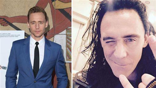 湯姆希德斯頓,Tom Hiddleston 圖/達志影像、IG