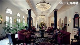 紐奧良Burbon Orleans Hotel鬼故事。(圖/記者簡佑庭攝影)