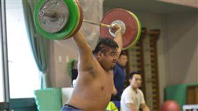 舉重選手陳士杰、里約奧運、中華台北(圖/翻攝自體訓署官網)