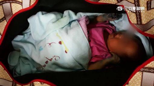 停車場驚傳哭聲 旅行袋藏一週大棄嬰