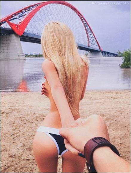 情色攝影,follow me,圖/翻攝自Instagram