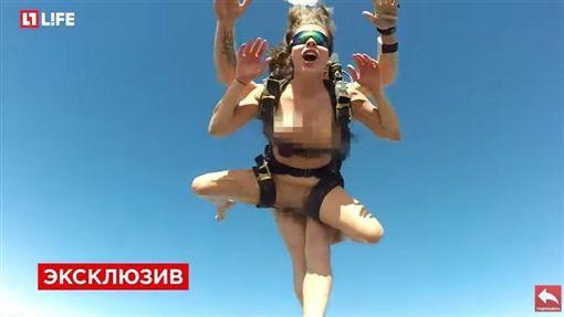 俄羅斯AV女優多羅申科娃(圖/翻攝自YouTube)