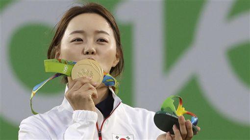 南韓張惠珍,Chang Hye-jin奪金(ap)
