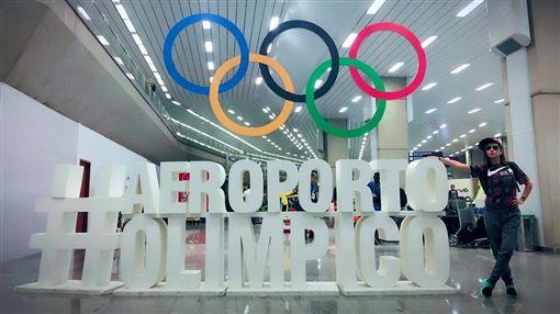 Selina到里約 竟被當奧運選手