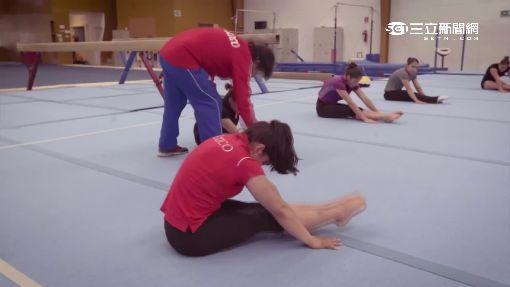 墨體操女將被嘲笑 身材圓像粉紅豬