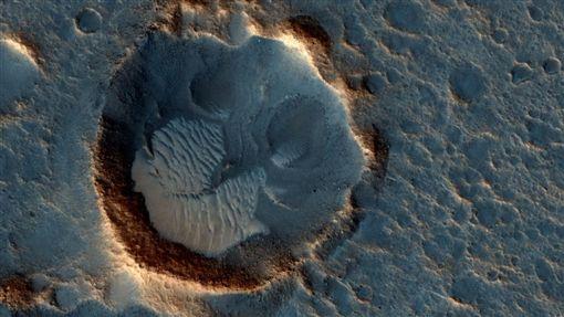 火星(圖/翻攝自NASA官網)