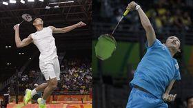 周天成 戴姿穎 里約 奧運(AP)