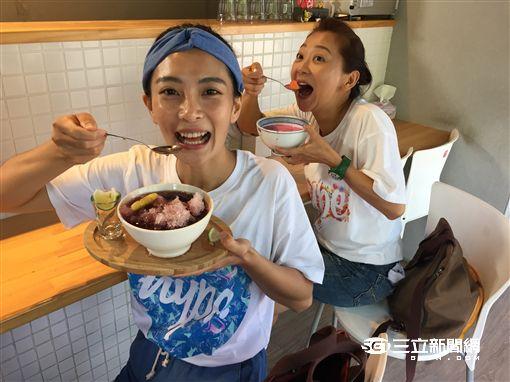 #198 台南圖 / 曹蘭與李亦捷結伴吃神秘冰品