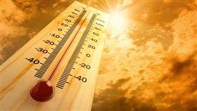 熱、溫度、高溫/達志影像