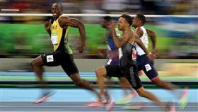 牙買加,閃電,波爾特,短跑,賽跑,奧運,金牌,微笑,照片(推特 https://twitter.com/search?q=Usain%20Bolt&src=typd)