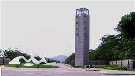 國防大學/google map
