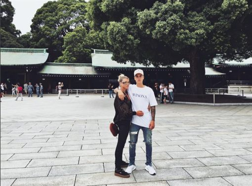 小賈斯汀 女友 https://www.instagram.com/sofiarichie/