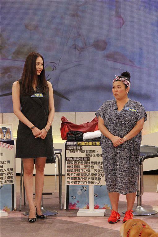 白歆惠、林美秀/中天提供