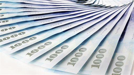新台幣,央行,財經,鈔票圖/shutterstock/達志影像