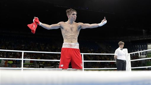 Michael Conlan 拳擊 里約 奧運(AP)