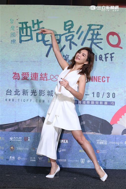 Ella陳嘉樺擔任第三屆台灣國際酷兒影展大使,為酷兒族群發聲宣傳真愛不分性別