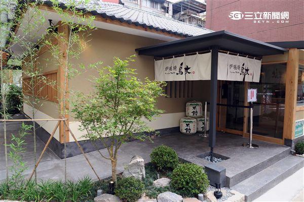 日本千葉燒烤名店「鳥丈爐端燒」登台。(圖/記者簡佑庭攝影)