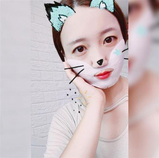 韓國小正妹恩星(圖/翻攝自ha__byeol Instagram)