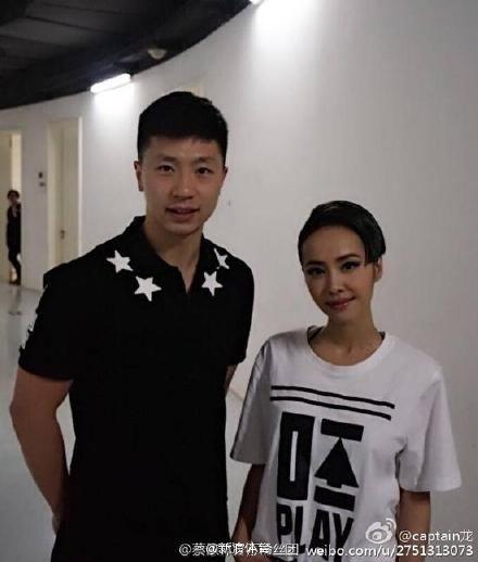 蔡依林、馬龍/微博
