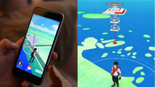 寶可夢、pokemon go、道館/AP、手機截圖