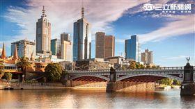 全球最宜居城市墨爾本。(圖/澳洲維多利亞州旅遊局提供)