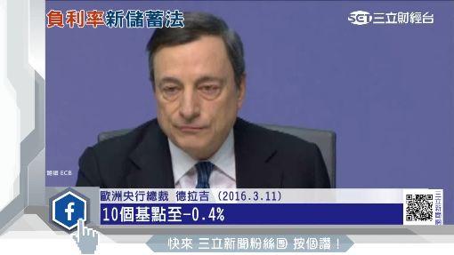 資金放歐洲央行成本增 歐銀錢改藏金庫?