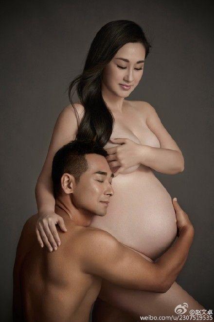 趙文卓,張丹露,懷孕,圖/趙文卓微博