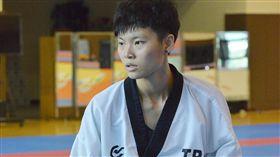 女子67公斤級、跆拳道選手莊佳佳