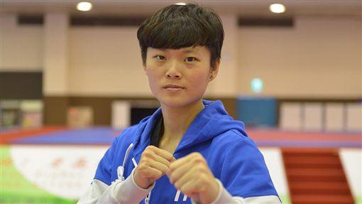 女子67公斤級、跆拳道選手莊佳佳(圖/翻攝自體訓中心)