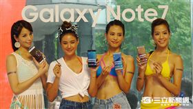 Galaxy Note 7,三星,Samsung,iPhone 7,機皇,旗艦,智慧型手機
