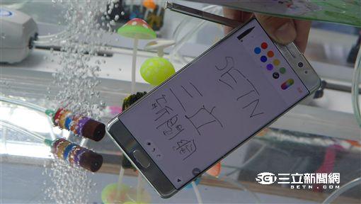 Galaxy Note 7,三星,Samsung,iPhone 7,機皇,葉立斌攝,智慧型手機