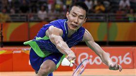 李宗偉 里約 奧運 羽球 (AP)