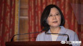 總統蔡英文 記者節 記者林敬旻攝