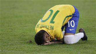 奧運男足 巴西PK擊敗德國奪冠