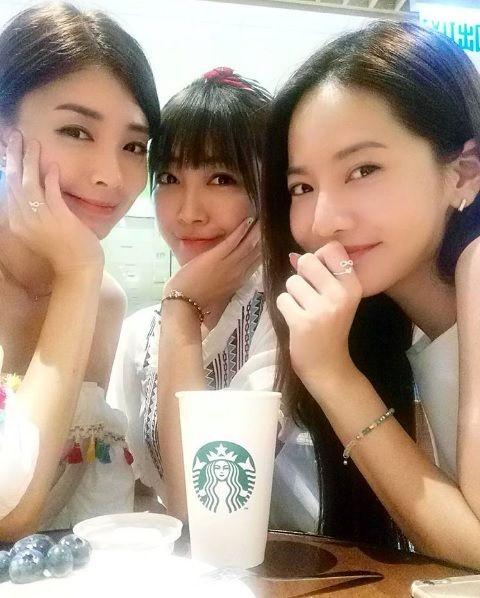 曾之喬、夏如芝、黃甄妮/臉書