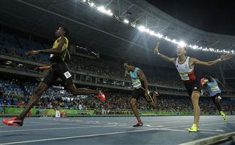 里約奧運驚奇連連 百項世界紀錄翻新