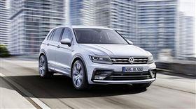 台灣福斯 The new Volkswagen Tiguan 抽獎