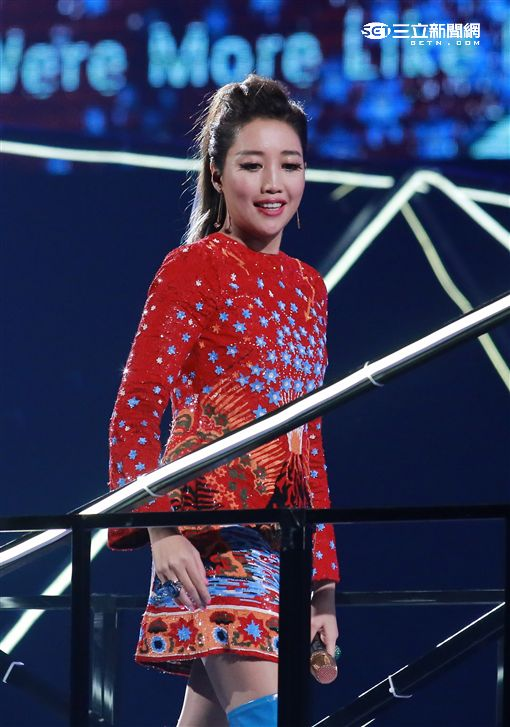 20160821-A-Lin 聲納世界巡迴演唱會第二天