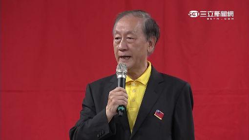柱喊皆同志 郁慕明回嗆:國民黨難容別人