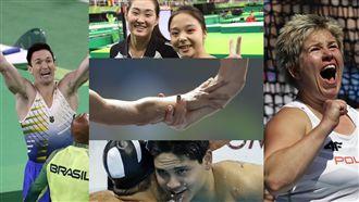 里約奧運近尾聲 這些故事將成經典