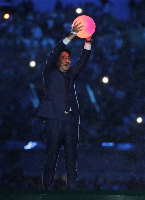 里約 奧運 東京 閉幕典禮(AP)