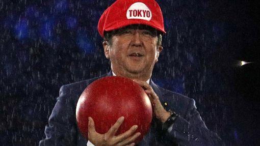 安倍晉三 里約 奧運 東京奧運(路透)