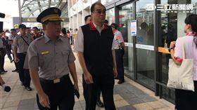 雙城論壇抗議,台北市警局長邱豐光/記者盧冠妃攝