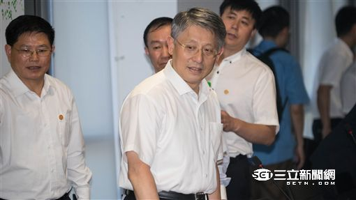 沙海林 雙城論壇 圖/記者林敬旻攝