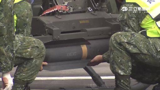 漢光首日! 阿帕契.戰蒐機藏工廠加油掛彈