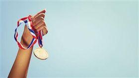 奧運,金牌,得獎,運動,競賽,比賽,獎牌(圖/shutterstock/達志影像)
