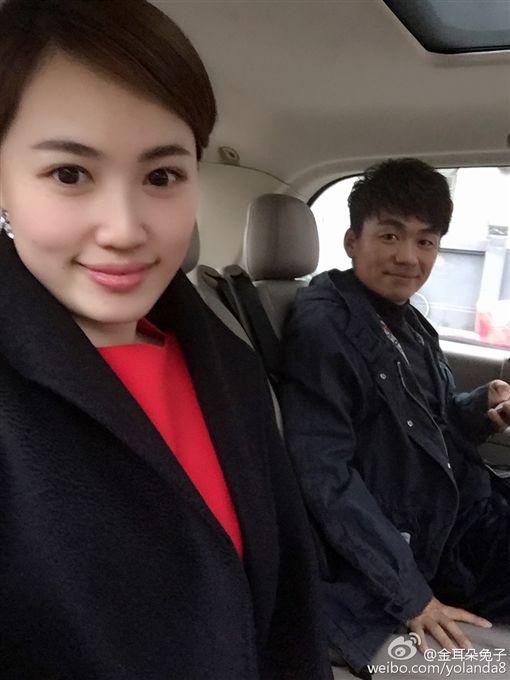 馬蓉、王寶強/微博