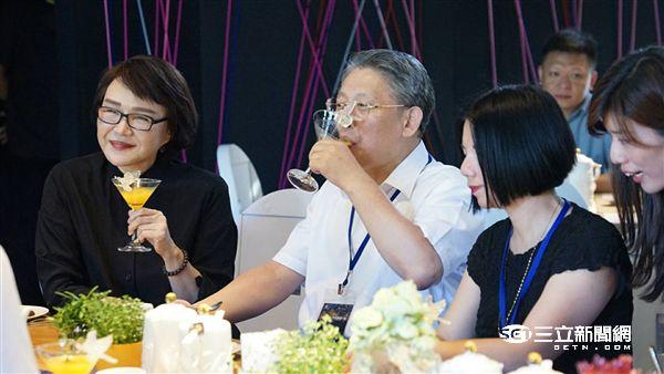 沙海林 雙城論壇 記者林敬旻攝